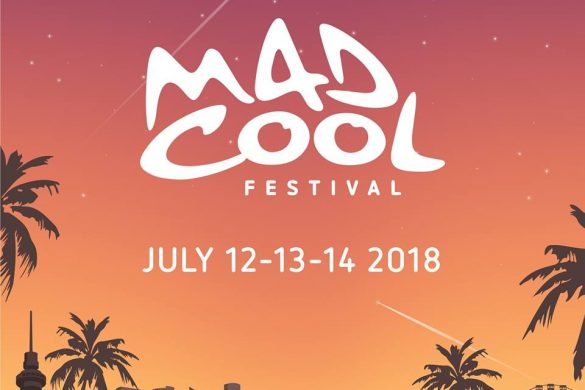 Logo Mad Cool 2018